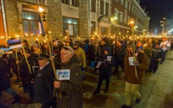 Εσθονία: Πορεία ακροδεξιών για την ημέρα της επετείου της ανεξαρτησίας