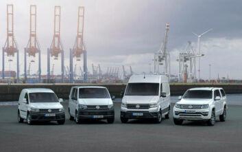 Τα επαγγελματικά Volkswagen στην 9η ARTOZYMA