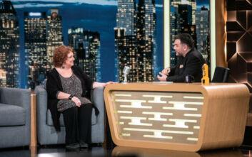 The 2Night Show: Η «Βουλίτσα» από τη σειρά «Μην Αρχίζεις Την Μουρμούρα» στο πλατό του Γρηγόρη Αρναούτογλου