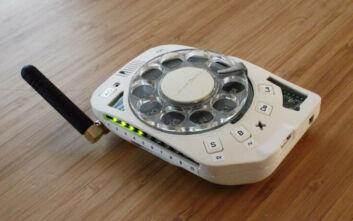 Ένα κινητό τηλέφωνο τελείως διαφορετικό από τα άλλα