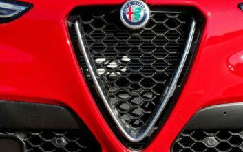Νέο λογότυπο για 110 χρόνια της Alfa Romeo
