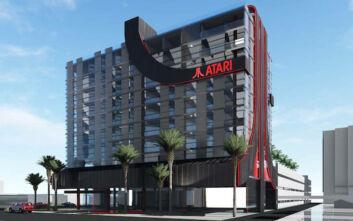 Τι δουλειά έχει η Atari με τα ξενοδοχεία;