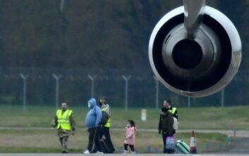 Νέος κοροναϊός: Αναχώρησε από την Γουχάν η τελευταία πτήση για την απομάκρυνση Βρετανών πολιτών