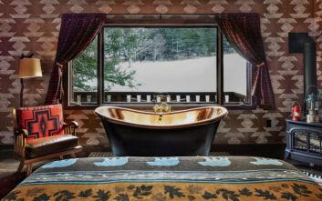 Το υπέροχο ξενοδοχείο για τον σύγχρονο… καουμπόι