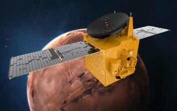 Αντίστροφη μέτρηση για το δρομολόγιο Ντουμπάι - Άρης