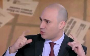 Κωνσταντίνος Μπογδάνος: Νομοθετική ρύθμιση για τα «υποτιθέμενα αστειάκια» στα social media