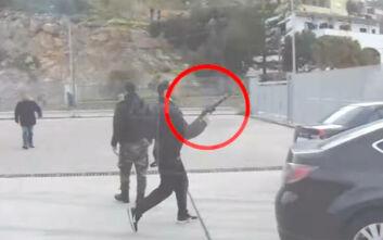 Χίος: Καταγγελίες για ωμή βία από τα ΜΑΤ απέναντι στους κατοίκους - Εικόνες από την ένταση