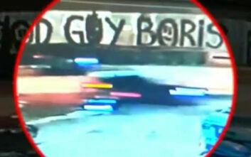 Βίντεο ντοκουμέντο από τη στιγμή που η μαύρη Corvette παρέσυρε τον 25χρονο