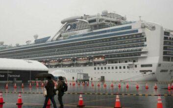 Κορωνοϊός: Τουλάχιστον 40 Αμερικανοί έχουν νοσήσει στο Diamond Princess