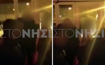 Συνέλαβαν 7 μέλη από «τάγμα εφόδου» στη Μόρια που με ρόπαλα τρομοκρατούσε τον κόσμο