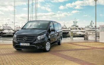 Αυτό είναι το Mercedes-Benz Vito Tourer Dark Edition