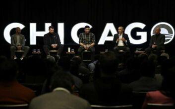 Ομπάμα: Ο Γιάννης Αντετοκούνμπο που σκούπιζε παρκέ παράδειγμα για τις νέες γενιές