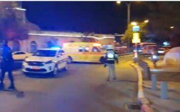 Ιερουσαλήμ: Αυτοκίνητο έπεσε πάνω σε πεζούς,14 τραυματίες
