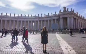 Ταξιδεύοντας στην Ευρώπη μέσα από ένα hyperlapse βίντεο