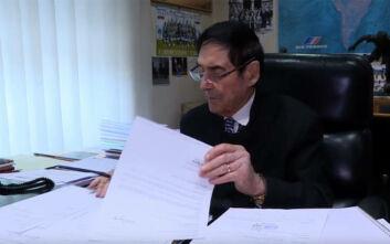 Ο γηραιότερος δήμαρχος της Γαλλίας θα είναι και πάλι υποψήφιος σε ηλικία 97 ετών