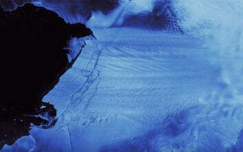 Παγόβουνο στο μέγεθος της Μάλτας αποκολλήθηκε από παγετώνα στην Ανταρκτική