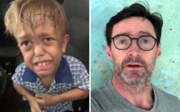 Ράγισε καρδιές το βίντεο με το αγοράκι θύμα bullying - Διάσημοι και μη στο πλευρό του