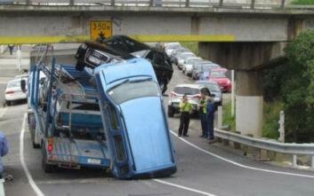 Τροχαία ατυχήματα που απορείς πώς έγιναν