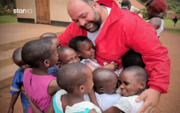 Masterchef 4: Συγκίνησε ο ιεραπόστολος που μαγειρεύει για 600 παιδιά της Αφρικής