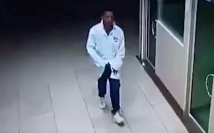 Μεταμφιεσμένοι εκτελεστές μπαίνουν σε νοσοκομείο και σκοτώνουν κρατούμενο