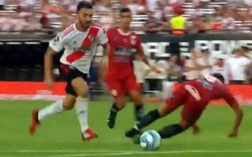 Εκπληκτικό γκολ του Σκόκο, «ζάλισε» αντίπαλό του