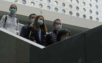 Μέτρα για τον κορονοϊό στο Χονγκ Κονγκ: Δουλειά από το σπίτι για τους δημόσιους υπαλλήλους, κλειστά σχολεία
