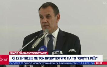 Ο διάλογος του Νίκου Παναγιωτόπουλου με τον πρωθυπουργό ενώ το Oruc Reis έπλεε στη ελληνική υφαλοκρηπίδα