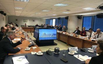 Σύσκεψη στο υπουργείο Ναυτιλίας για τον κορονοϊό