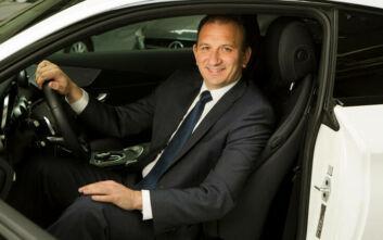 Αποχώρηση στελέχους της Mercedes-Benz Ελλάς
