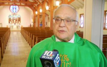 Σάλος με τη δήλωση καθολικού ιερέα: Η παιδεραστία δεν σκοτώνει, οι αμβλώσεις το κάνουν