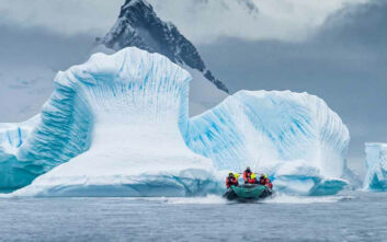 Πόσο κοστίζουν λέτε 10 ημέρες στην Ανταρκτική;