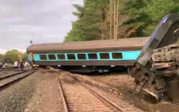 Εκτροχιασμός τρένου στην Αυστραλία: Νεκροί και τραυματίες