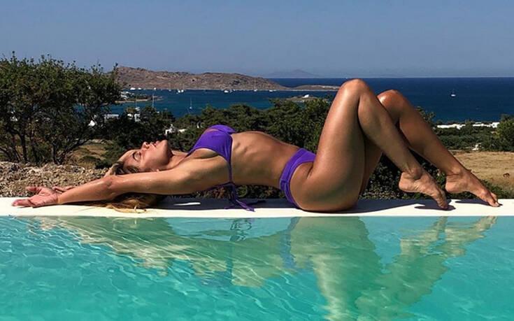 Το σέξι Instagram της Κόνι Μεταξά – Newsbeast