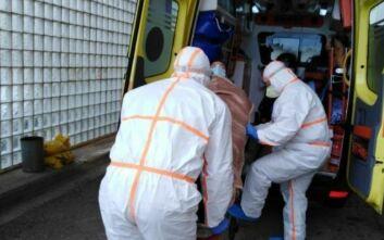 Άσκηση ετοιμότητας για έκτακτο περιστατικό κοροναϊού στο «Ελευθέριος Βενιζέλος» και στο «Σωτηρία»