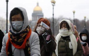 Η Μόσχα επιβάλλει βίζα σε Κινέζους τουρίστες