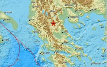 Ασθενής σεισμική δόνηση στην Κοζάνη