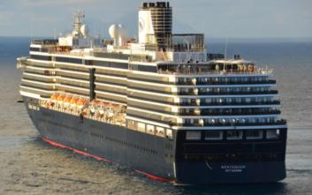 Κορωνοϊός: Θετική στον ιό Αμερικανίδα επιβάτης του κρουαζιερόπλοιου Westerdam