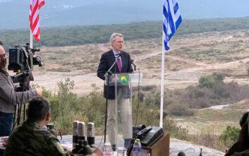 Πάιατ: Οι ΗΠΑ δεσμεύονται για την ασφάλεια, την ευημερία και τη δημοκρατία της Ελλάδας