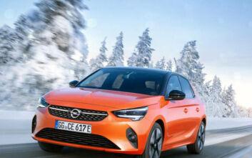 Στο νέο Opel Corsa-e η θερμοκρασία της καμπίνας ελέγχεται από απόσταση
