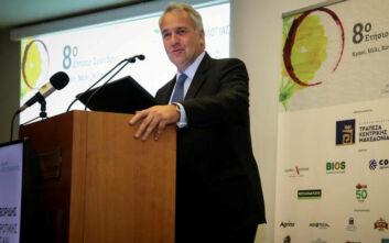 Βορίδης: Ενίσχυση τουλάχιστον 59 εκατ. ευρώ στους αγρότες για 7 καλλιέργειες