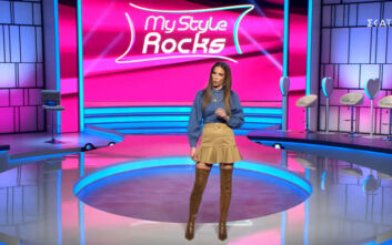 My Style Rocks 3: Η ιστορία πίσω από το ανδρόγυνο look