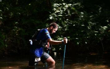 Μάριος Γιαννάκου: Ο πρώτος Έλληνας που τερμάτισε στον υπερμαραθώνιο της ζούγκλας