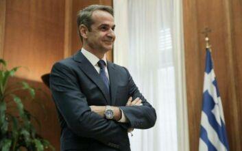 Σε εξέλιξη η συνάντηση του πρωθυπουργού με τα στελέχη της αυτοδιοίκησης του Βορειοανατολικού Αιγαίου