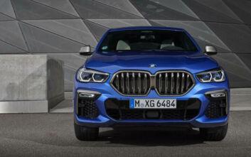 Νέες BMW X5 & X6 xDrive: 6κύλινδρος εν σειρά κινητήρας diesel και ήπια υβριδική τεχνολογία