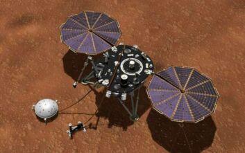 Σημαντική ανακάλυψη της NASA στον Άρη: Έχουν καταγραφεί σεισμοί και νέες πληροφορίες για τον καιρό