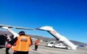 Κορονοϊός: Αεροπλάνο από Τεχεράνη καθηλώθηκε στην Άγκυρα λόγω ύποπτων κρουσμάτων