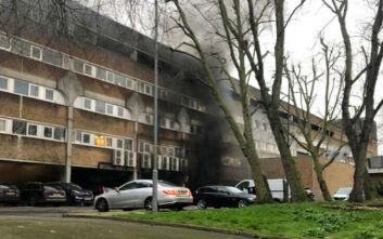 Συναγερμός στο Λονδίνο μετά από αναφορά για έκρηξη σε αγορά