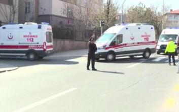 Σε καραντίνα 132 επιβάτες αεροπλάνου στην Τουρκία λόγω κορονοϊού