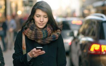 Άκρως επικίνδυνα τα μηνύματα στο κινητό όταν περπατάμε