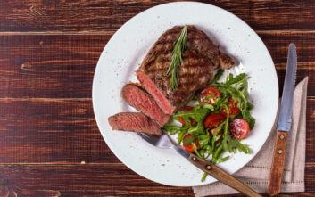 Είσαι σίγουρος ότι ξέρεις πότε ακριβώς βγάζουμε το κρέας από τη φωτιά;